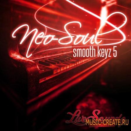 Live Soundz Productions - Neo Soul Smooth Keyz 5 (WAV-MIDI-REASON NN19 & NN-XT) - сэмплы Neo Soul