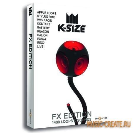 Best Service - K-Size FX Edition