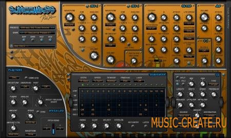 Rob Papen SubBoomBass2 v1.0.1b CE (TEAM V.R) - синтезатор