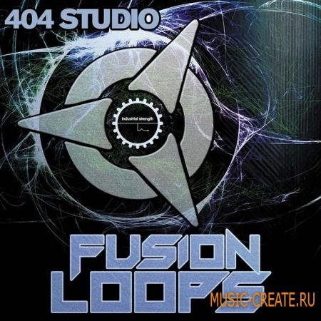 Industrial Strength Records - 404studio: Fusion Loops (WAV) - сэмплы Hard Dance, Techno