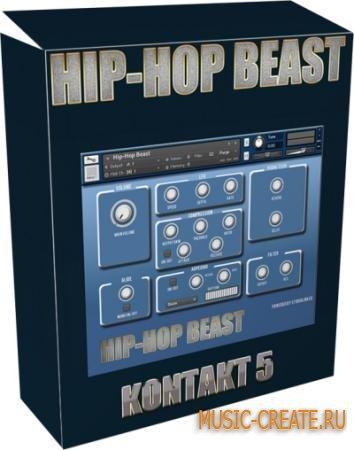 Studiolinkedvst - Hip-Hop Beast - Kontakt 5 Edition - библиотека Hip Hop битов