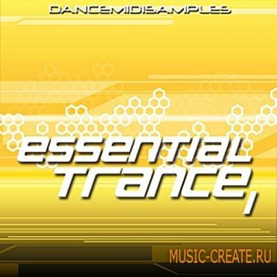 DMS - Essential Trance Vol 1 (MIDI) - мелодии Trance
