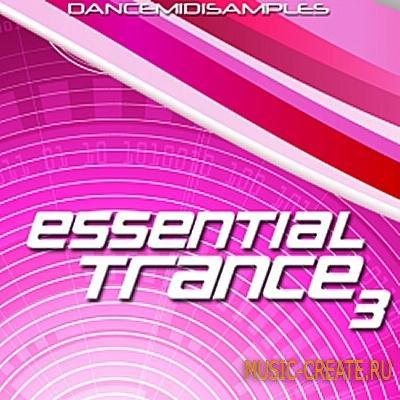 DMS - Essential Trance Vol 3 (MIDI) - мелодии Trance