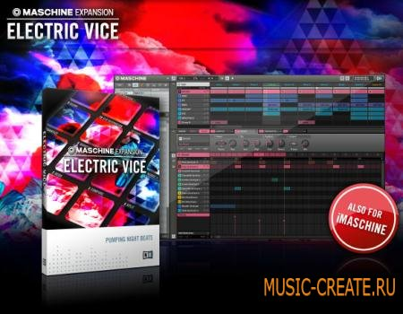 Native Instruments - Electric Vice (Maschine Expansion-ISO)