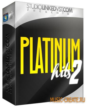Studiolinkedvst - Platinum Hit 2 (KONTAKT) - библиотка сэмплов Hip-Hop