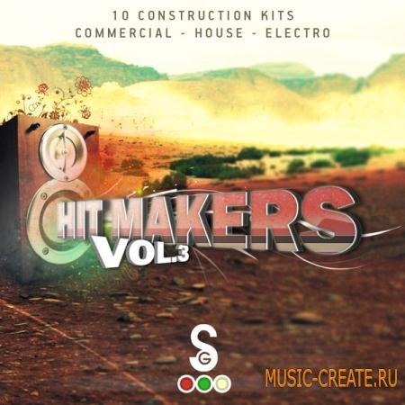 Golden Samples - Hit Makers vol 3 (WAV) - сэмплы Commercial, House, Electro House