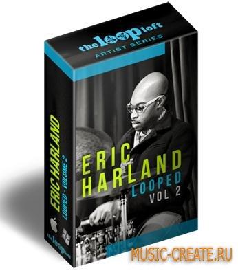 The Loop Loft - Eric Harland Looped Vol.2 (MULTiFORMAT) - лупы ударных