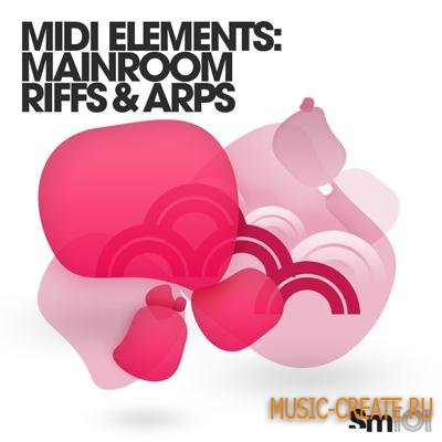 SM101 - MIDI Elements Mainroom Riffs And Arps (MIDI)