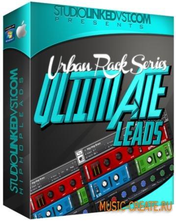 Studiolinkedvst - Ultimate Leads Urban Rack (KONTAKT) - библиотека R&B Urban, Hip Hop