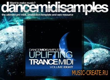 DMS - Uplifting Trance MIDI Vol 8 (MIDI) - мелодии Trance