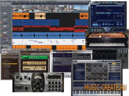 Cakewalk - 32 bits VST Plugins Bundle (WiN) - сборка плагинов