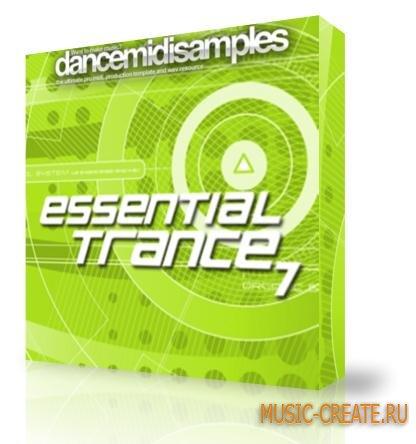 DMS - Essential Trance Vol 7 (WAV MiDi SF2) - сэмплы Trance