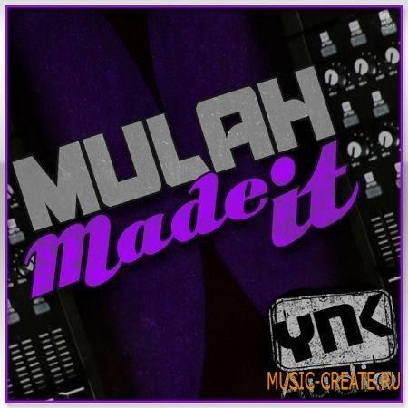 YnK Audio - Mike Mulah Made It (MULTiFORMAT) - сэмплы Dirty South, R&B
