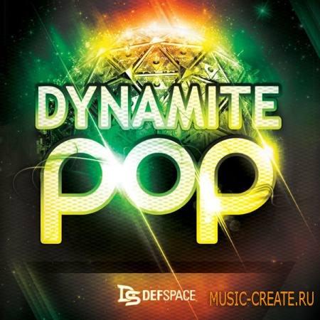 Def Space - Dynamite Pop (ACiD WAV MiDi) - сэмплы Pop