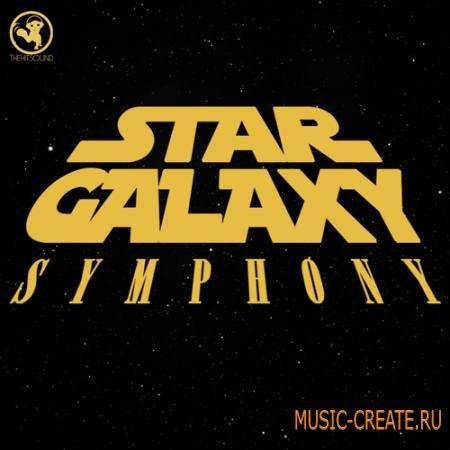 The Hit Sound - Star Galaxy Symphony (WAV MiDi) - сэмплы симфонических музыкальных инструментов
