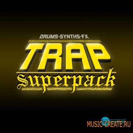Premier Sound Bank - Trap Superpack (WAV) - сэмплы Trap