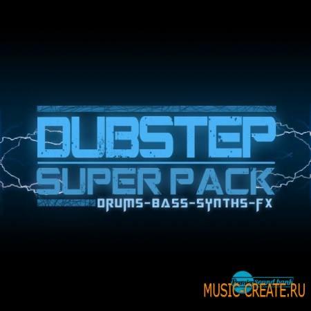 Premier Sound Bank - Dubstep Superpack (WAV) - сэмплы Dubstep