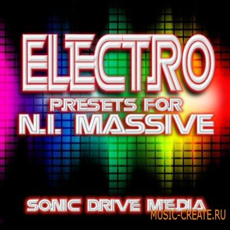 Sonic Drive Media - Electro Presets for NI Massive (Massive presets)