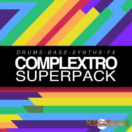 Premier Sound - Bank Complextro Superpack (WAV) - сэмплы Complextro