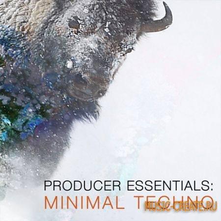SPF Samplers - Producer Essentials Minimal Techno (WAV MiDi FXB NMSV) - сэмплы Minimal Techno
