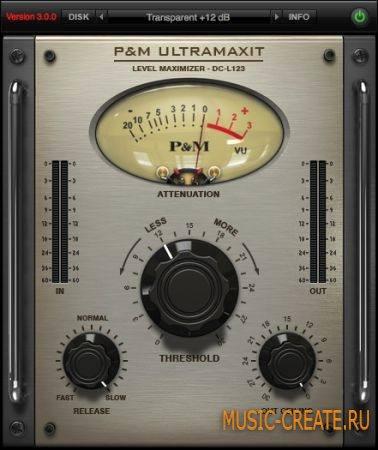 Plug And Mix - Ultramaxit v3.0.3 (Team HY2ROGEN) - плагин максимайзер