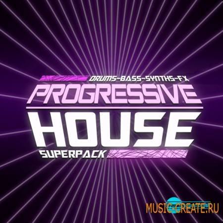 Premier Sound Bank - Progressive House Superpack (WAV) - сэмплы Progressive House