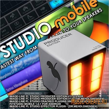 Image-Line - FL Studio Producer Edition v11.0.0 & FL Soft Bundle 2013