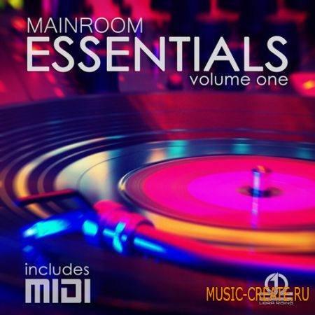 Libra Rising - Mainroom Essentials Vol.1 (WAV MiDi) - сэмплы Electro House,  Progressive House