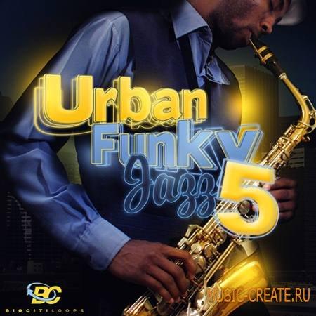 Big Citi Loops - Urban Funky Jazz Vol 5 (WAV MiDi CUBASE) - сэмплы Jazz