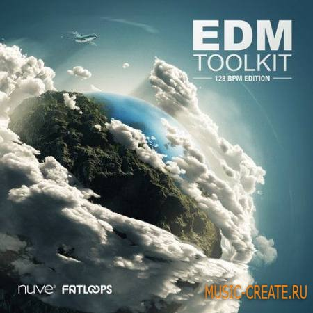 FatLoud - EDM Toolkit (MULTiFORMAT) - сэмплы Electro House, Dance, Progressive