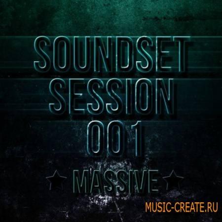 Shockwave - Soundset Session 001 For Massive (Massive Presets)