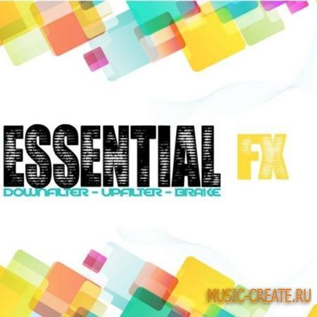 Shockwave - Essential FX (WAV) - звуковые эффекты