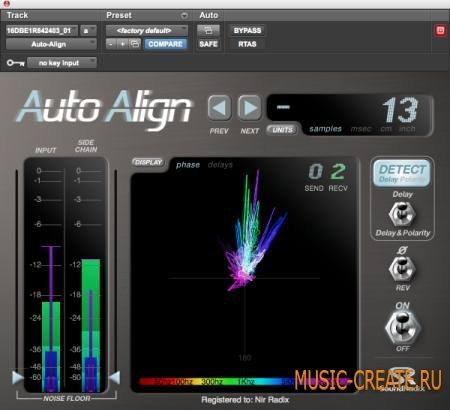 Sound Radix - Auto-Align v1.5.3 (Team R2R)