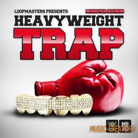 Monster Sounds - Heavyweight Trap (MULTiFORMAT) - сэмплы Trap