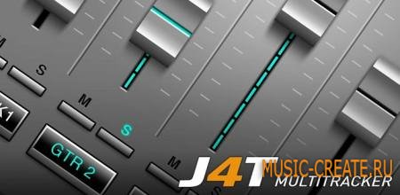 J4T Multitrack Recorder v3.35 (Android OS 2.0+)