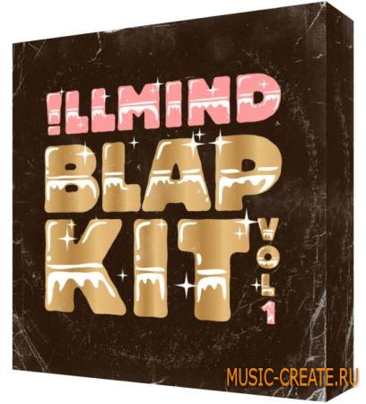 Illmind - Blap Kit Vol 1 (ACiD WAV) - драм сэмплы