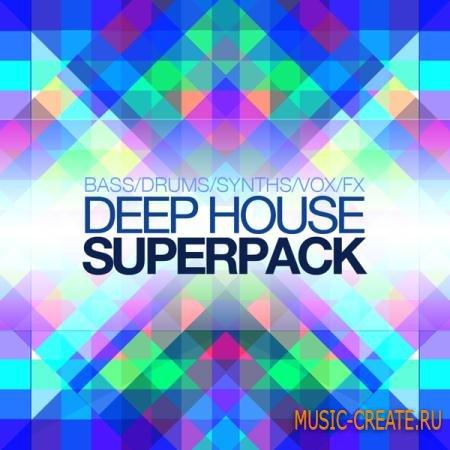 Premier Sound - Bank Deep House Superpack (WAV) - сэмплы Deep House
