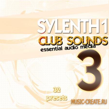Essential Audio Media - Sylenth1 Essential Series Vol.3 (Sylenth presets)