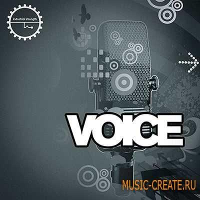 Industrial Strength Records - Voice (WAV) - вокальные сэмплы