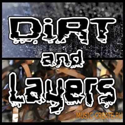 GoldBaby - Dirt and Layers (WAV REX2) - сэмплы ударных