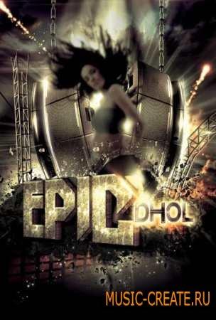 8Dio - Epic Dhol Ensemble (KONTAKT) - библиотека звуков дхола