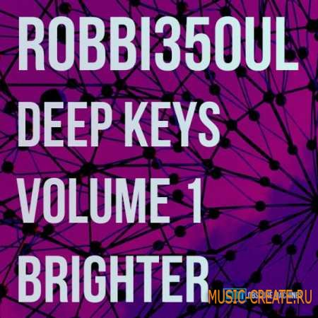 Obscure Machines - robbi35oul Deep Keys Volume 1 Brighter (MIDI)