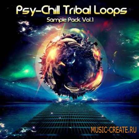 Speedsound - Psy Chill Tribal Loops Vol 1 (WAV) - сэмплы Psy Chill, Ambient