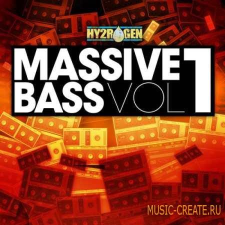 Hy2rogen - Massive Bass Vol.1 (NI Massive Presets)