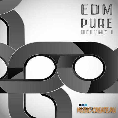 Shockwave - EDM Pure Vol 1 (WAV MIDI) - сэмплы House, Electro House, Progressive, Commercial House