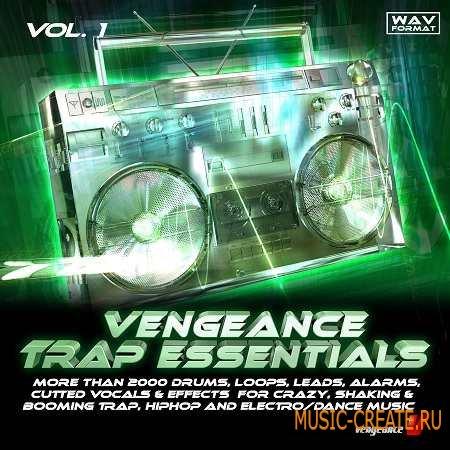 Vengeance Sound - Trap Essentials Vol.1 (WAV) - сэмплы Trap