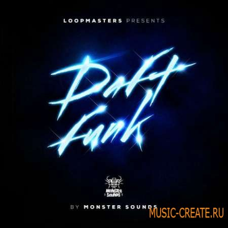 Monster Sounds - Daft Funk (MULTiFORMAT) - сэмплы Funk, Electro House, Fidget House