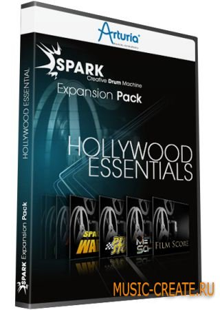 Arturia - Spark Hollywood Essentials Expansion Pack (WiN & MACOSX)