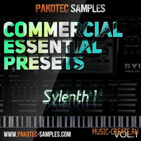 Pakotec Samples - Commercial Essential Presets Vol 1 For Sylenth1 (FXB)