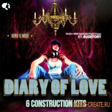 Auditory - Diary Of Love (WAV MIDI) - сэмплы RnB